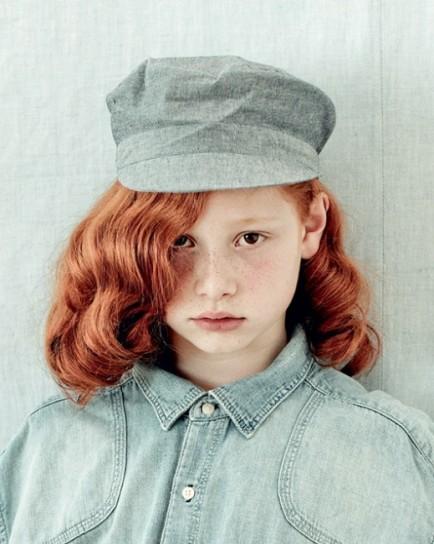 <b>Delphine Chanet</b>, Studio Day light, Paris, 2009. - MILK-INDIGO-91-e1400244351484